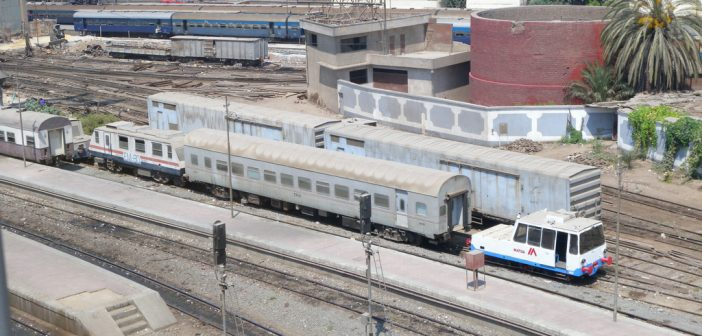 Upgrade to Egypt's Railway Key to Improving Standard of Life