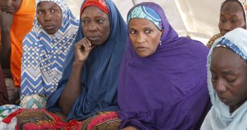 Climate Change: A Major Threat to Human Rights in Climate Change: A Major Threat to Human Rights in Chad