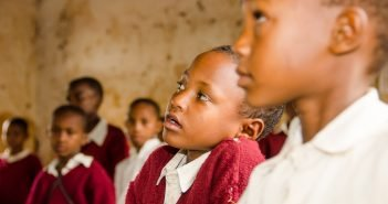 Using Tablets to Improve Children's Education in Tanzania