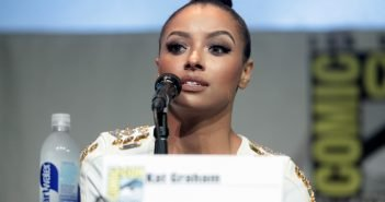 Kat Graham Given Honorary Princess Title in the DRC