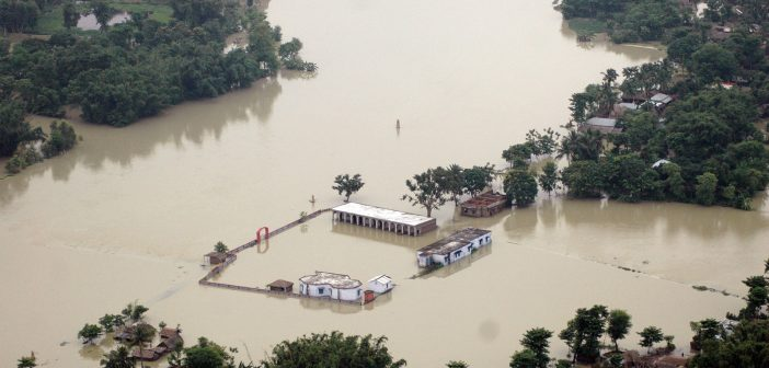 Flooding in India Escalates the Threat of Poverty and Loss for Thousands