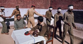 Prisoners in Pakistan