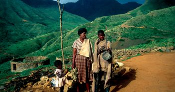 Poverty in Lesotho Ranks One of Highest in the World