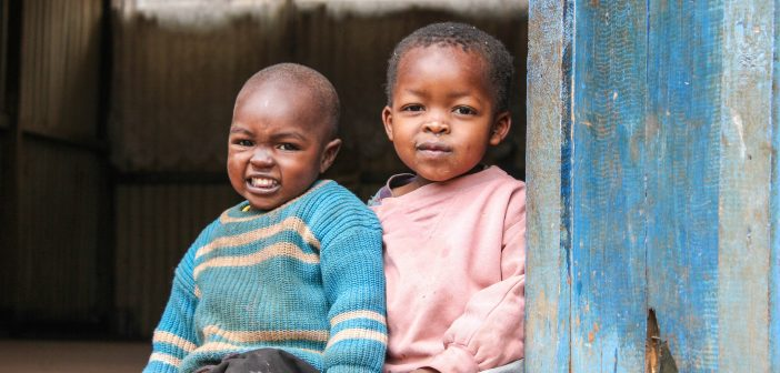Fewer Children as Fertility Rate in Kenya Declining