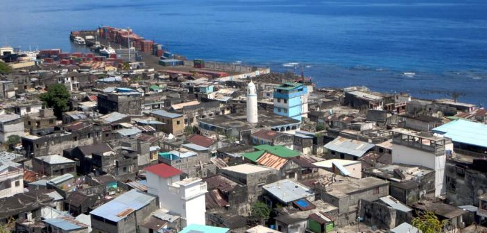 Poverty in Comoros