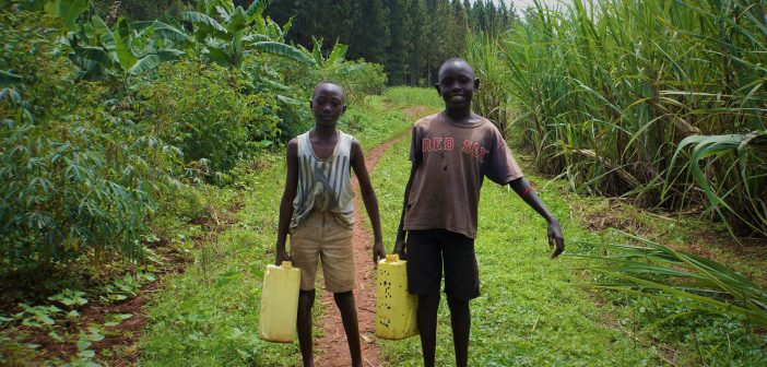 Water Quality in Uganda