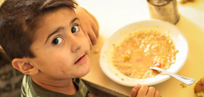 Shrinking Meals, Growing Deserts: Hunger in Tajikistan