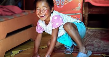 The World Bank Improves Educational Opportunities for Nomadic Children in Mongolia