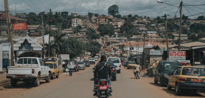 Infrastructure in Cameroon