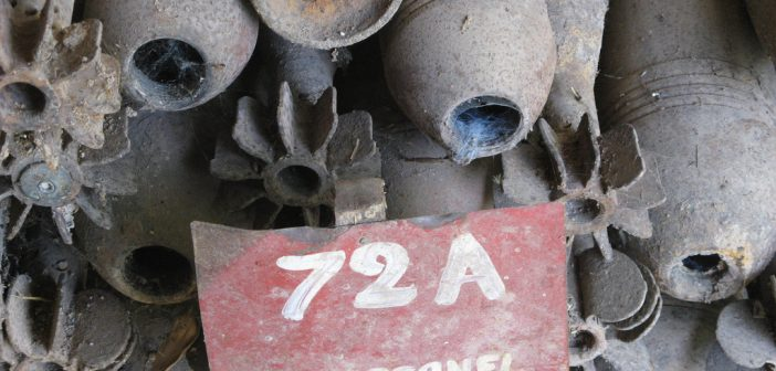 The Incredible Task of Removing Landmines in Cambodia