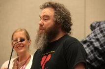 Fantasy Writer Patrick Rothfuss and Worldbuilders: Geeks Doing Good