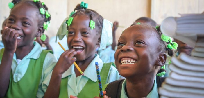 Improving Education in Haiti