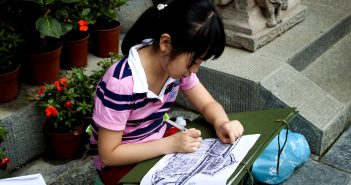 Providing Education to Girls in China