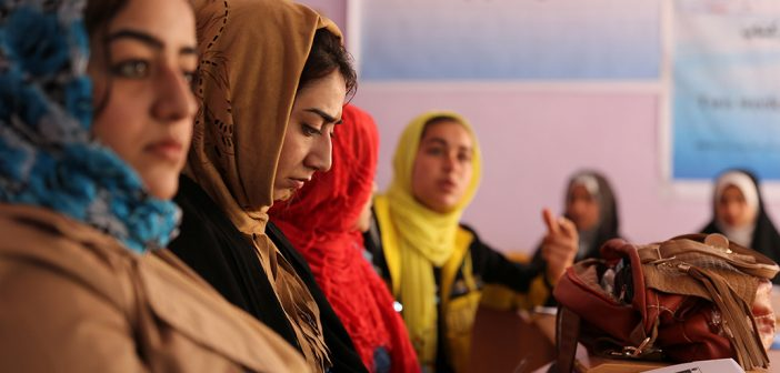 Fighting Extremism with Women