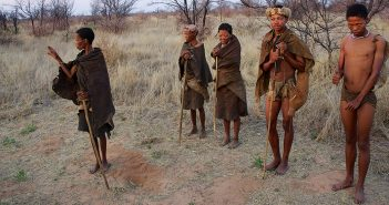 Misconceptions About African Bushmen