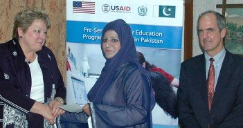 Teacher Education Program in Pakistan