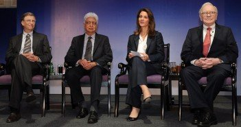 Billionaires and International Philanthropy