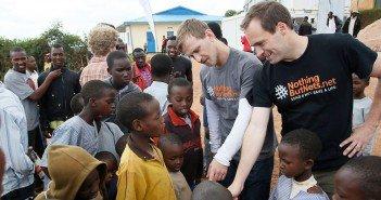 Dawes Visits Rwanda