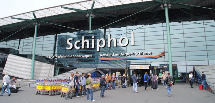 Schiphol Corporate Responsibility Award 2012