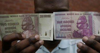economy in zimbabwe