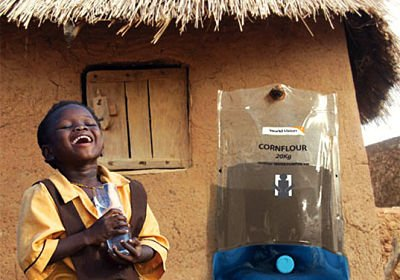 life sack clean water