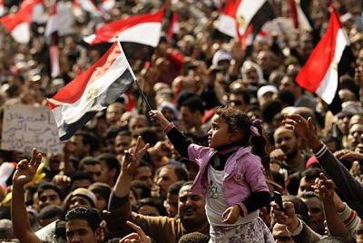 Egypt aid revolution