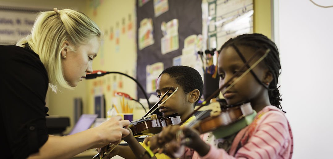 Music Education In The Fight Against Poverty Borgen