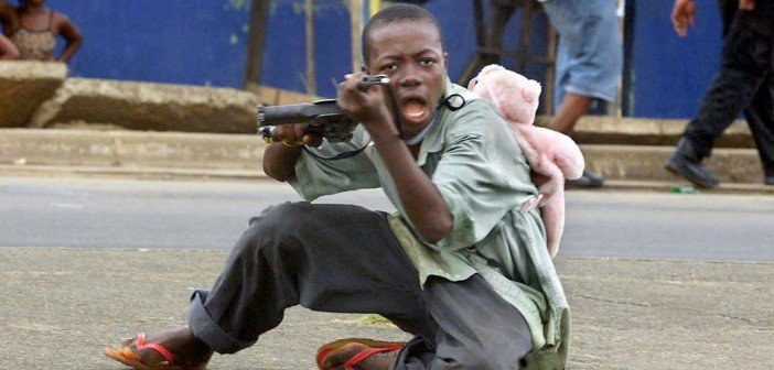 Child Soldiers in the Central African Republic