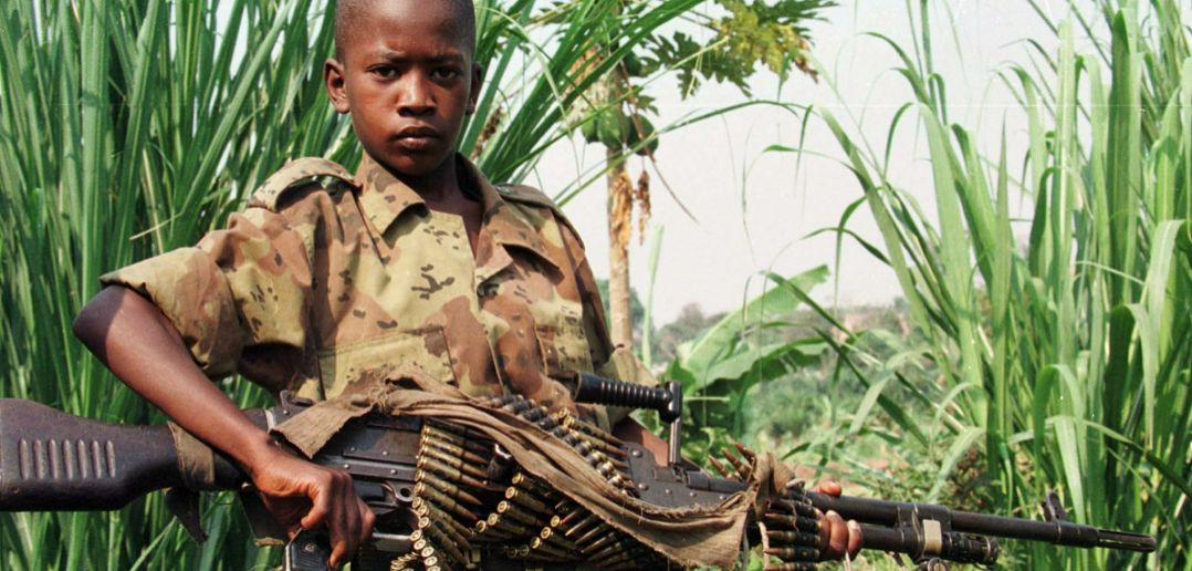 From Ugandan child soldier to PhD graduate | UCT News