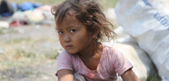 Hunger in Cambodia
