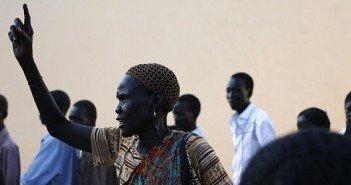 Women of South Sudan