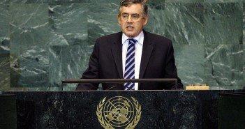 Gordon Brown UK