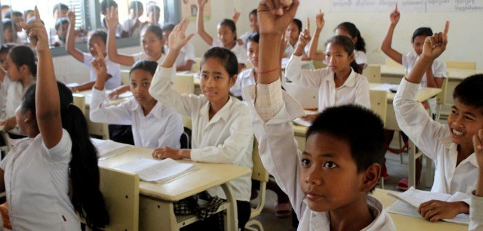 The Global Partnership for Education