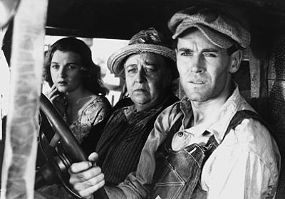 Poverty The Grapes of Wrath
