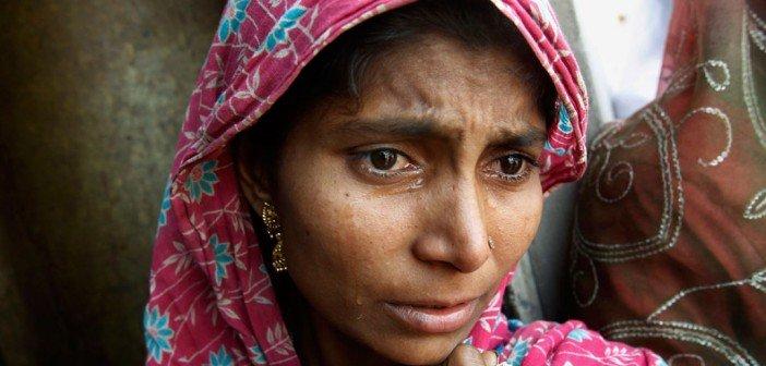 Rape laws in India