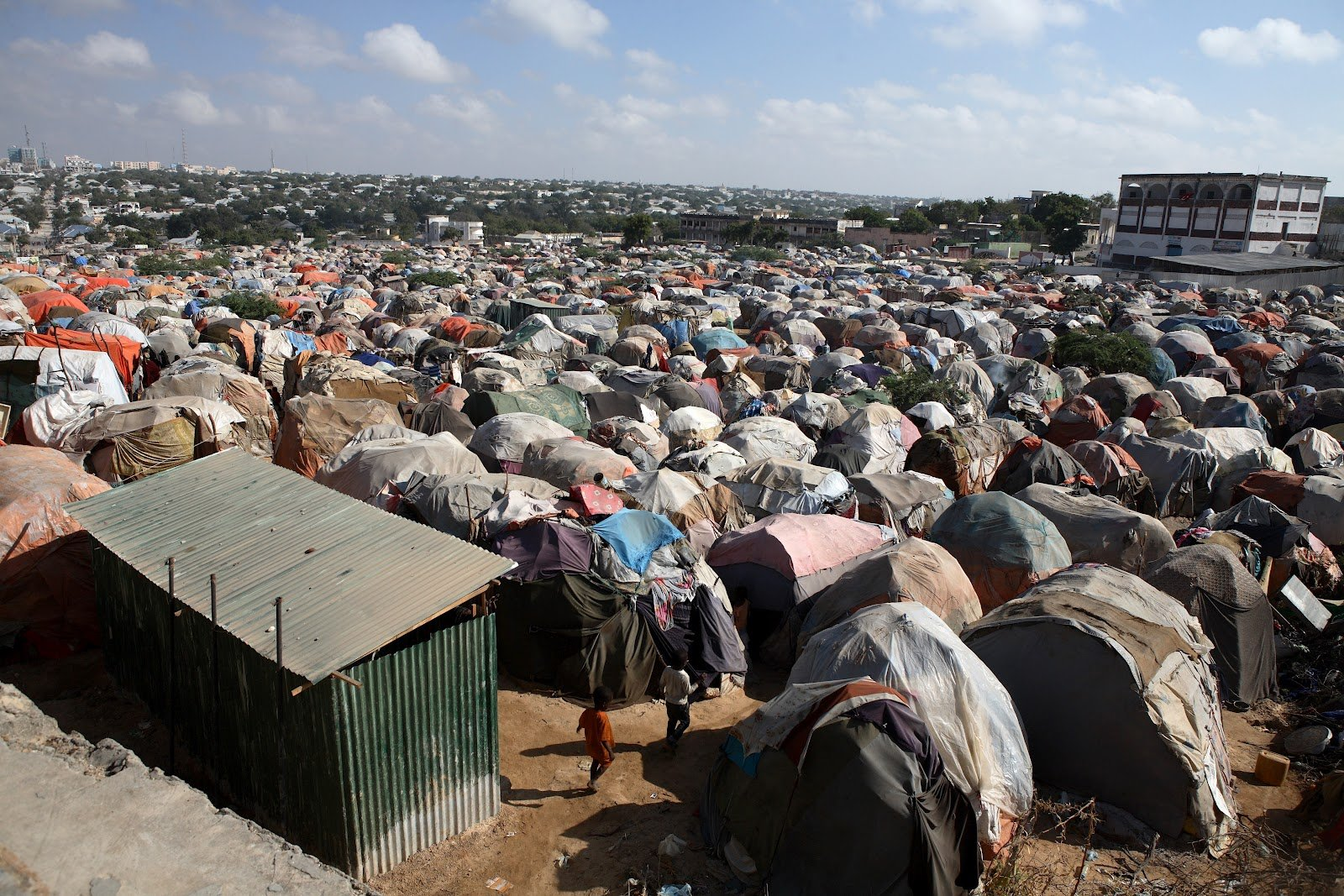 10 largest refugee camps in the world borgen
