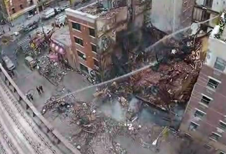 Drone Photos of Disaster