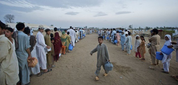 Internally displaced people in Pakistan