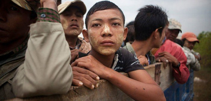foreign aid in Myanmar