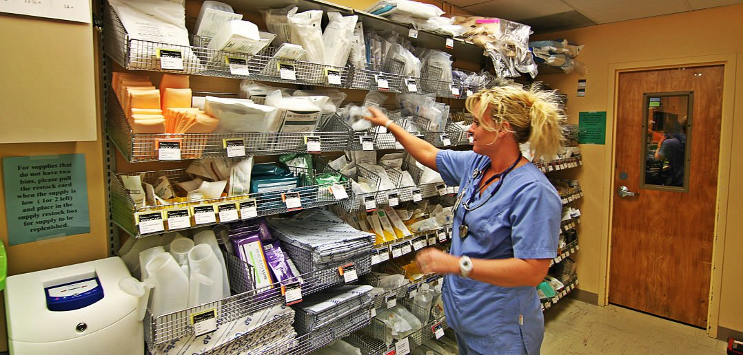 Giving Medical Supplies a Second Life - BORGEN