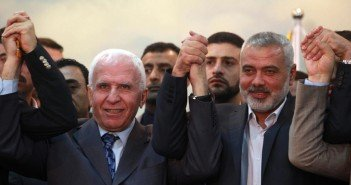 palestinian unity government