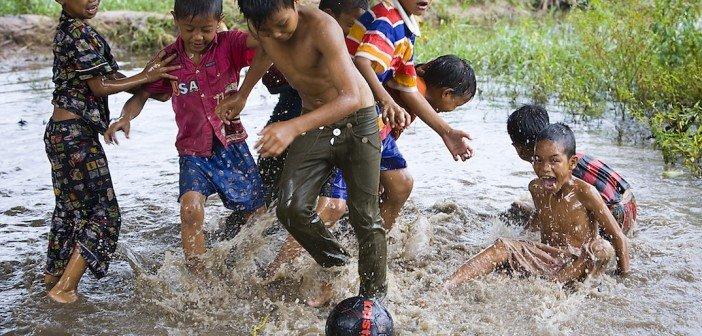 soccer in poverty