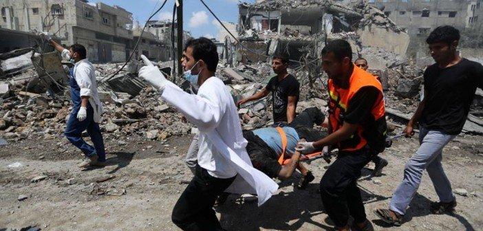 healthcare in gaza