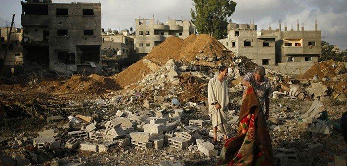 healthcare services in gaza