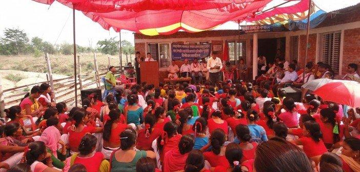 literacy project in nepal