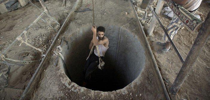 gaza's tunnel economy