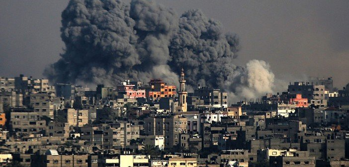 blockade of the Gaza Strip