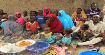 Poverty in Nigeria as seen from an SUV window-BORGEN
