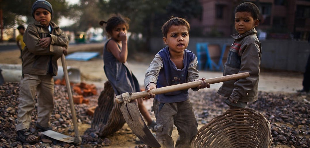 Stop Buying Water From Nestle - child slaves