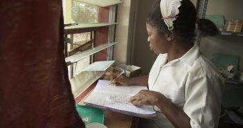 Immunization Training to Nigeria